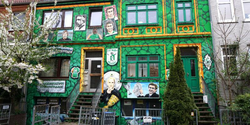 Streetart in Bremen