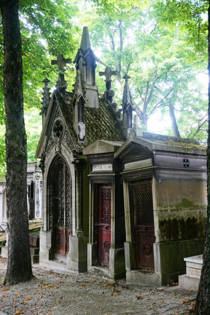 Friedhof Père Lachaise