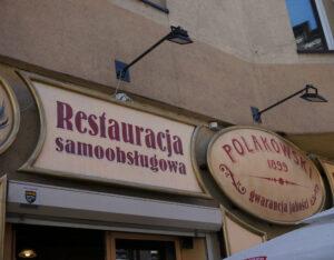 Foodtour Krakau - Restauracja Samoobsługowa Polakowski