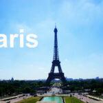 Anreise Paris