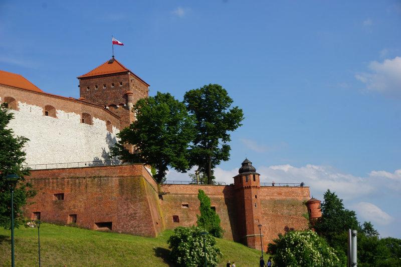Wawel Burganlage