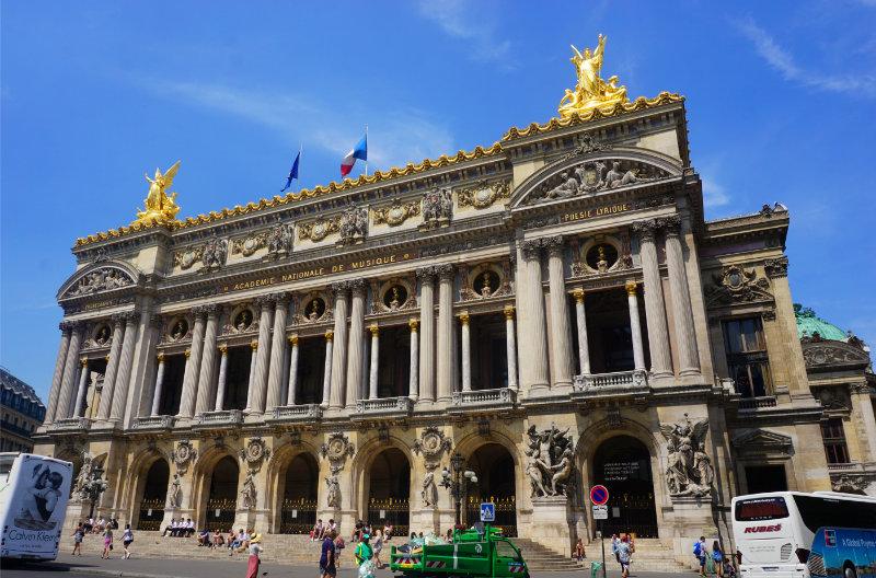 Palais Garnier - Opéra Garnier Paris