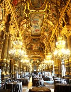 Palais Garnier Opernhaus