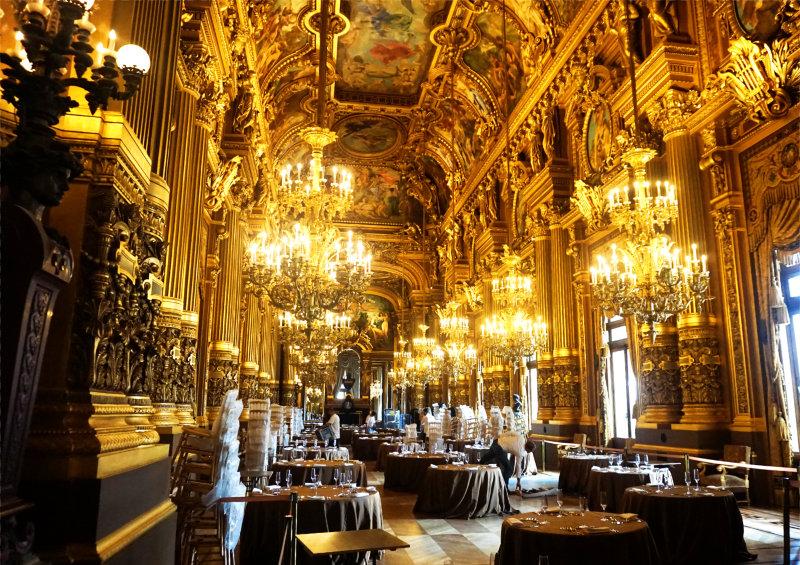 Bankettsaal Palais Garnier