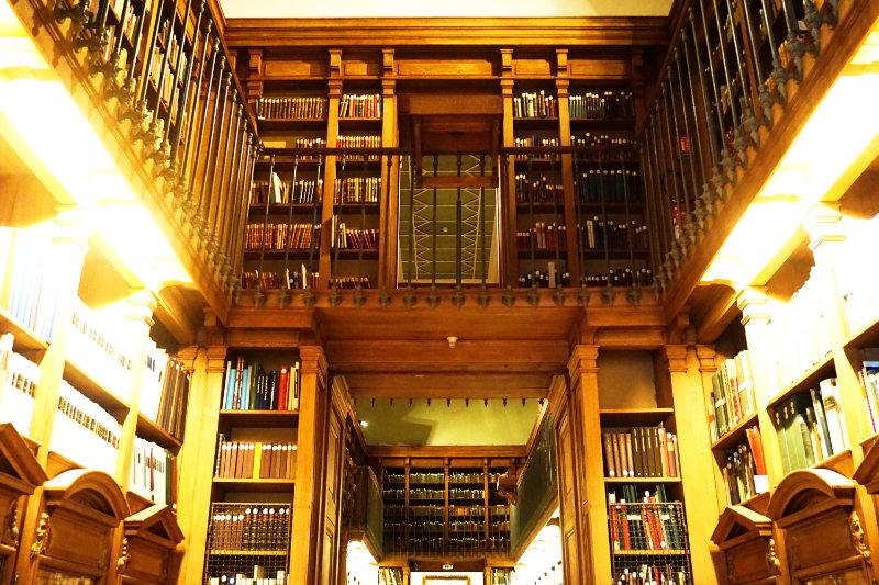 Bibliothek Palais Garnier