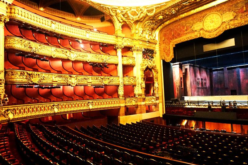 Opernsaal Palais Garnier