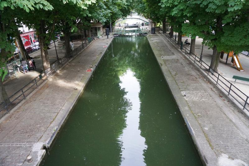 Canal Sait-Martin