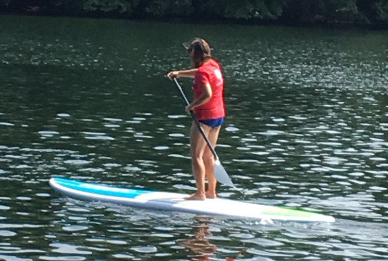 Stand Up Paddling in Berlin