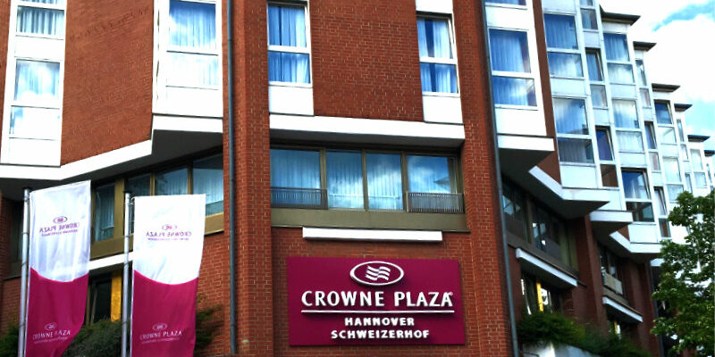 Crowne Plaza Hannover Schweizerhof