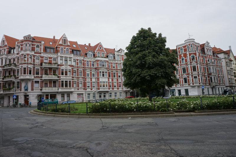 Hannover-Linden Gründerzeit Häuser