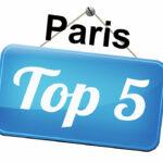 5 Top Sehenswürdigkeiten Paris