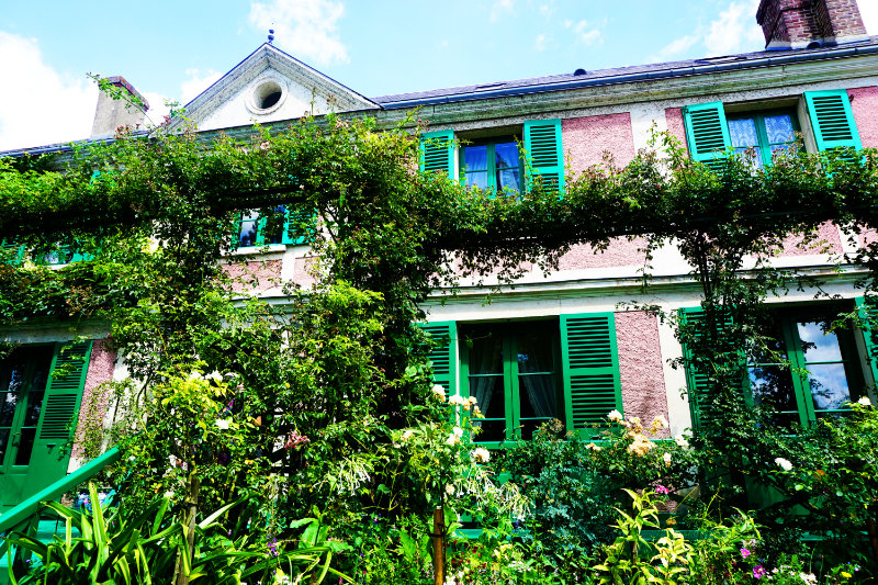 Monets Wohnhaus