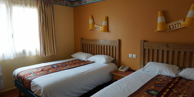 Disney Hotel Santa Fe - Zimmer