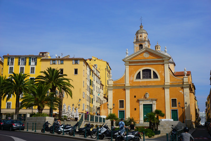 Kathedrale von Ajaccio