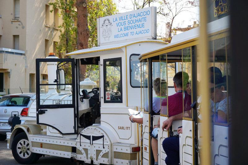 Bimmelbahn Ajaccio