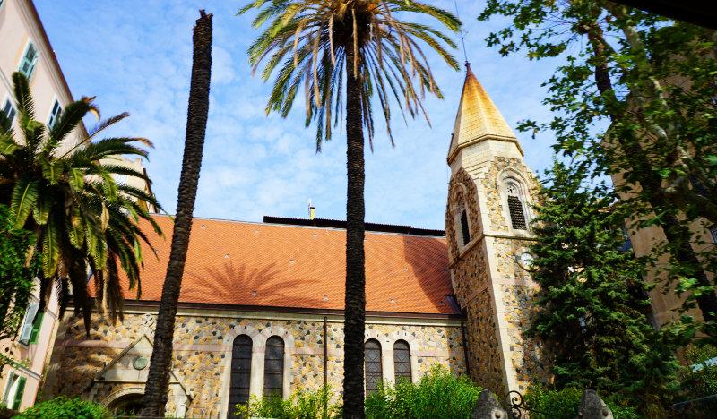 Ajaccio Kirche