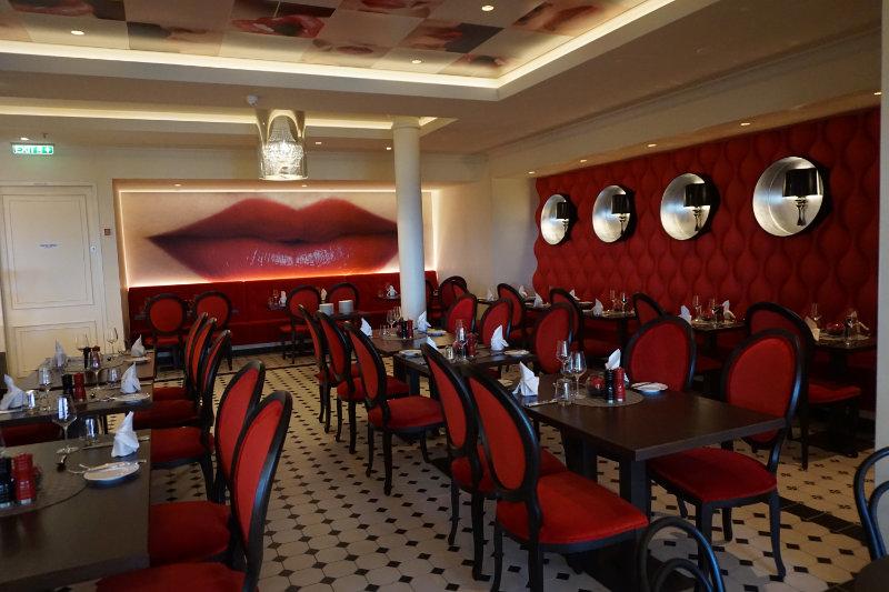 AIDAperla Restaurant French Kiss