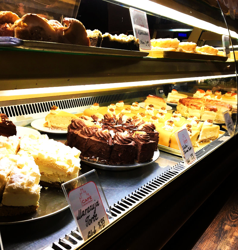 Marzipan Speicher Cafe