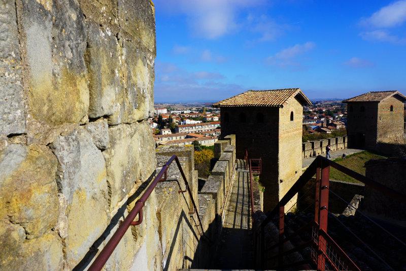 Mauerweg Schloss
