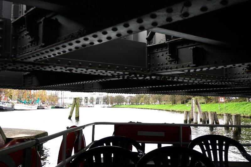 unter Lübecks Brücken