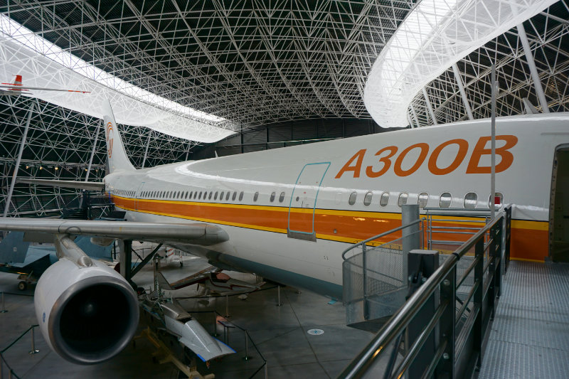 Airbus A300 aeroscopia