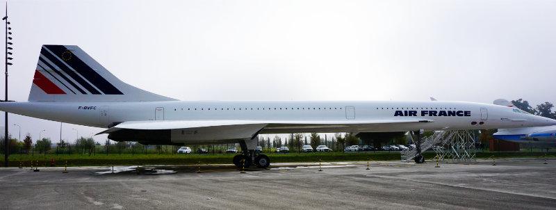 Concorde aeroscopia airbus museum