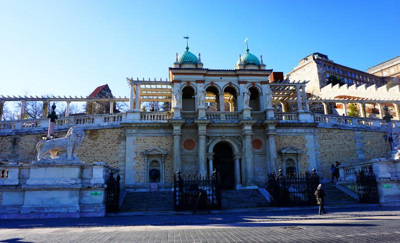 Burggarten Buda