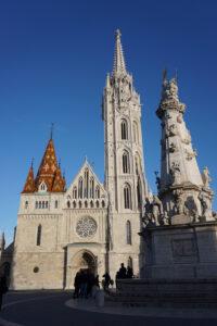 Buda - Matthiaskirche