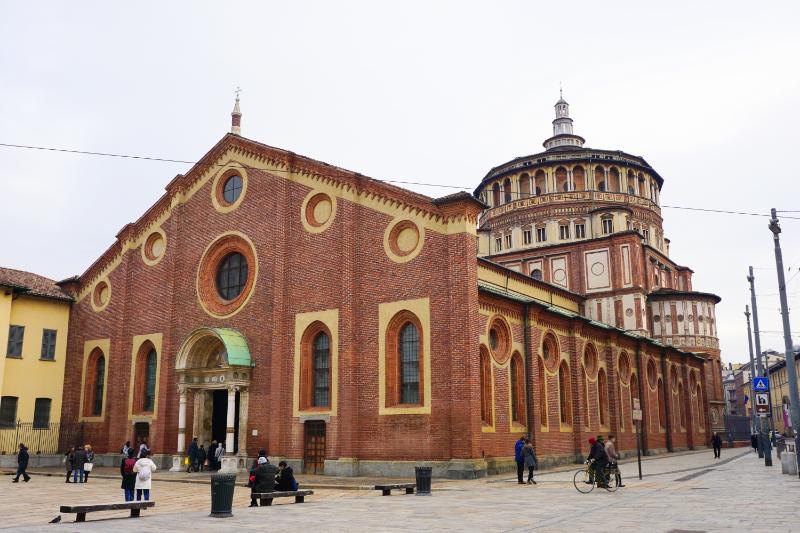 Mailand - Santa Maria