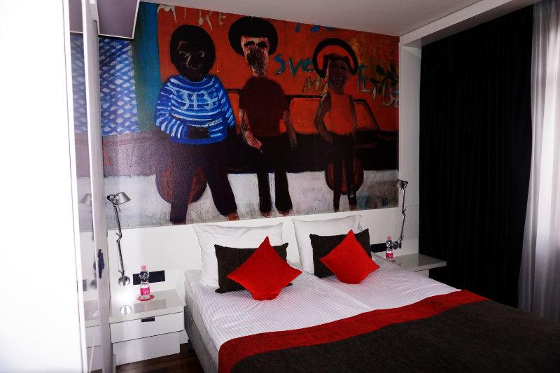 Bohem Art Hotel Budapest