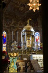 Don von Monza Altar