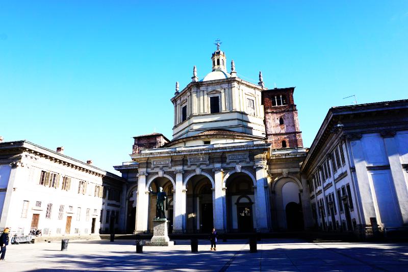 Mailand Tipps Basilika San Lorenzo