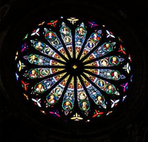 Dom von Monza Fenster