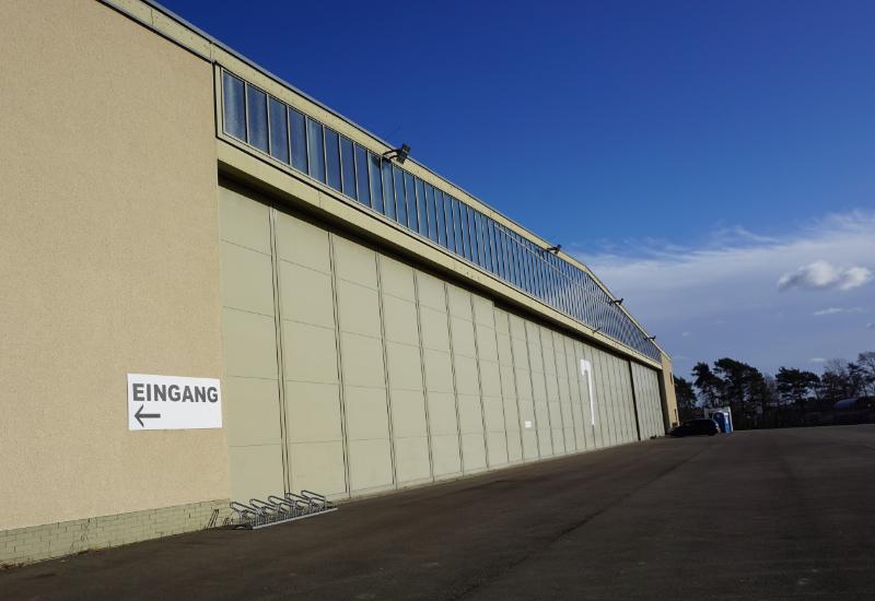 Militärhistorisches Museum - Hangar 7