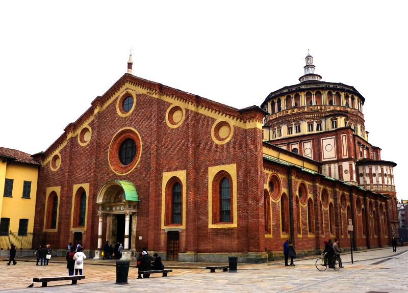 Mailand Tipps Santa Maria del Gracia