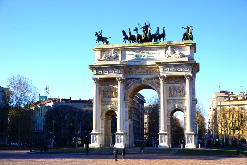 Arco della Pace - Mailand Tipps