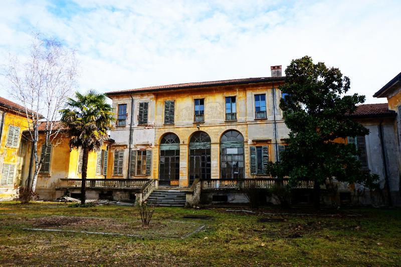 Park von Monza - Villa Mirabellino