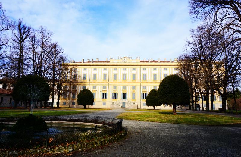 Park von Monza - Villa Reale
