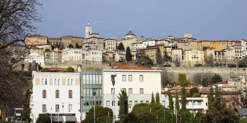 Altstadt von Bergamo