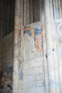 Bergamo Piazza Duomo Fresken