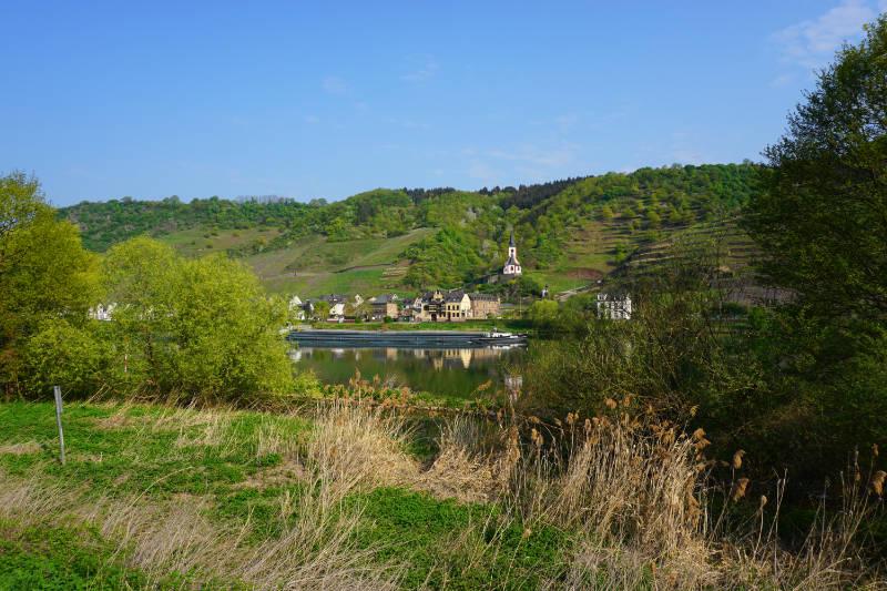 Brodenbach - entlang der Mosel