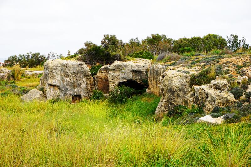 Königsgräber von Paphos