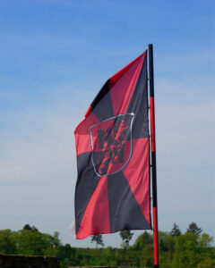 Flagge der Ehrenburg