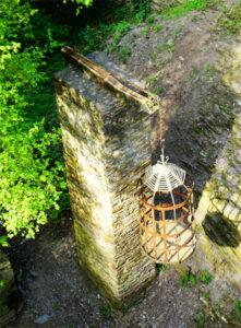 Ehrenburg - Käfig für Gefangene