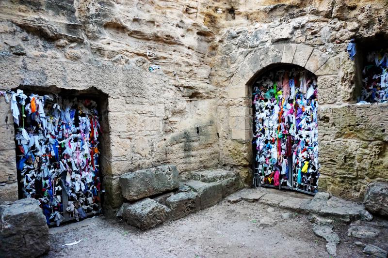 Katakomben in Paphos