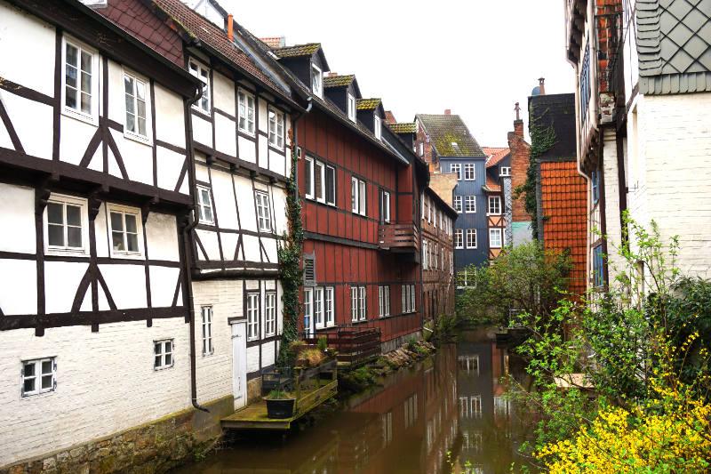 Klein Venedig in Wolfenbüttel