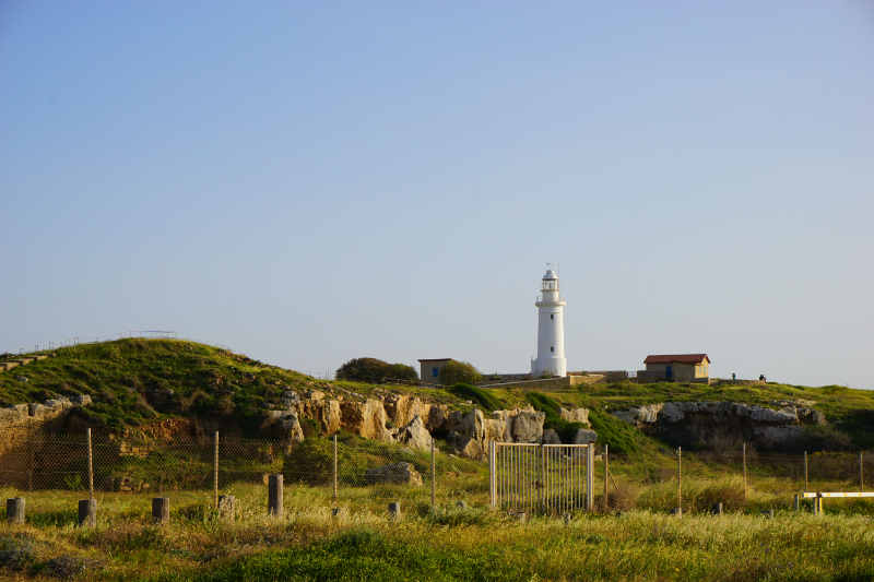 Leuchtturm von Paphos