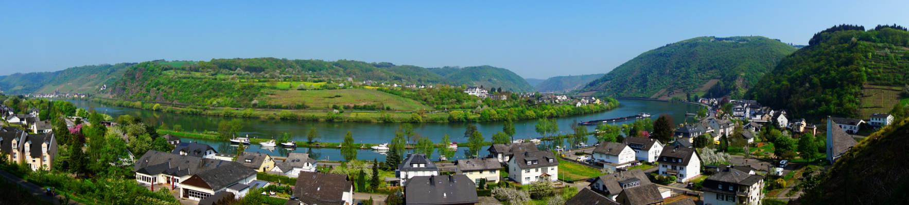 Panorama Brodenbach