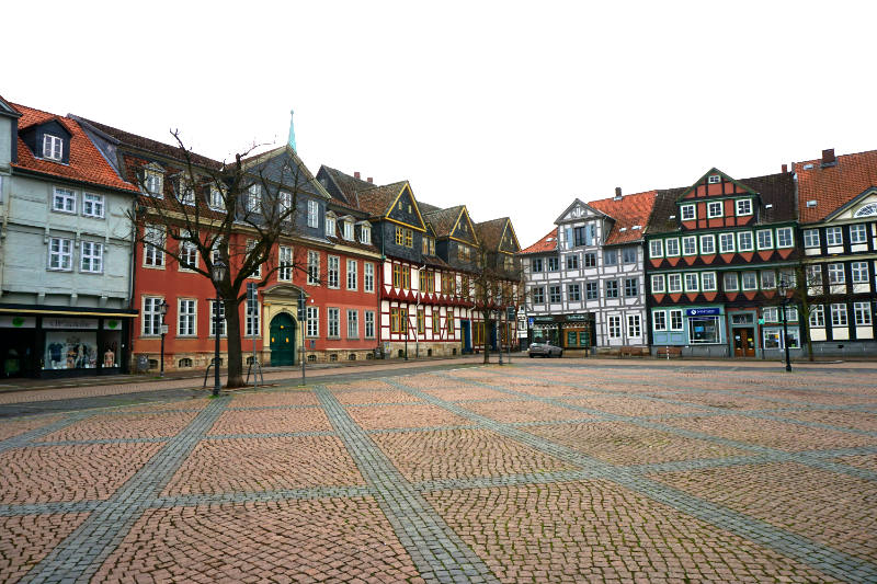 Altstadt von wolfenbüttel - Stadtmarkt