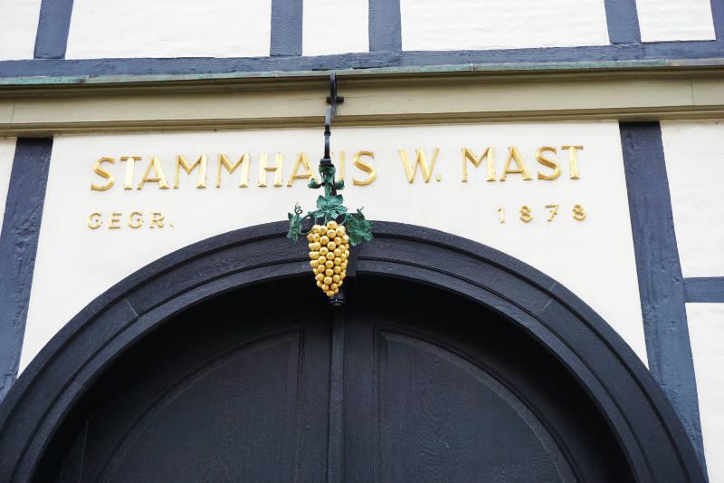 Wolfenbüttel Stammhaus Familie Mast / Jägermeister